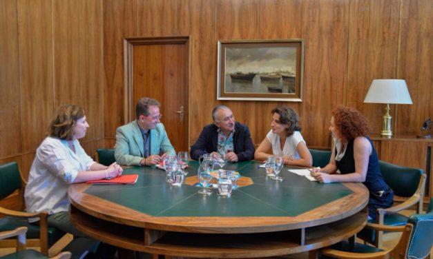 Compromiso de diálogo para un acuerdo estratégico por la energía