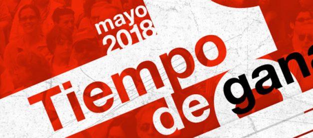 UGT y CCOO llaman a la participación este Primero de Mayo