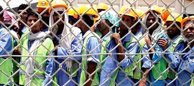 UGT insta al Gobierno a apoyar la intervención de la OIT contra el trabajo esclavo en Qatar