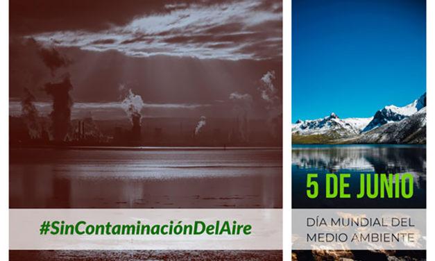 #SinContaminacionDelAire