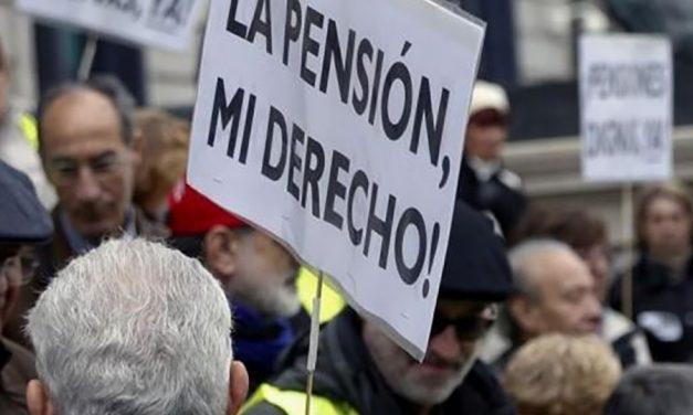 UGT reclama revalorizar las pensiones conforme al IPC para 2020