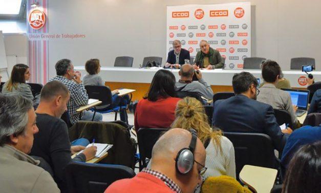 UGT y CCOO recurrirán a la UE y a la OIT la sentencia del Constitucional que avala la reforma laboral