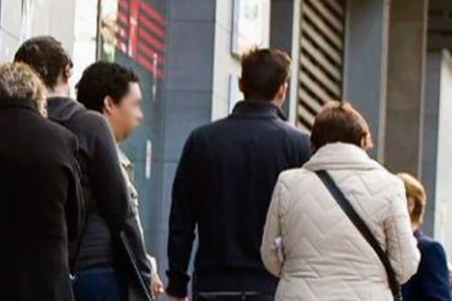 Un mal noviembre para el empleo: más paro, menos afiliaciones y más precariedad