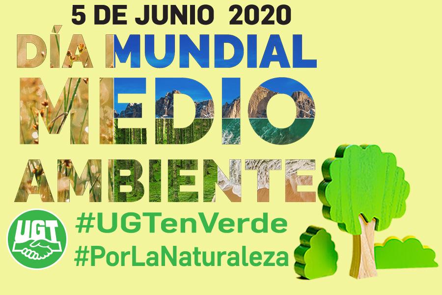 UGT reclama un modelo productivo más sostenible y justo