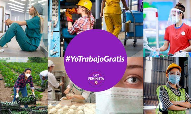 Las mujeres en España trabajan gratis 51 días